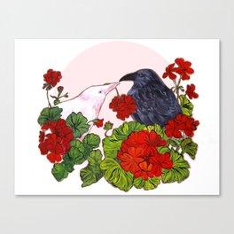 Please Be Mine---Pink version Canvas Print