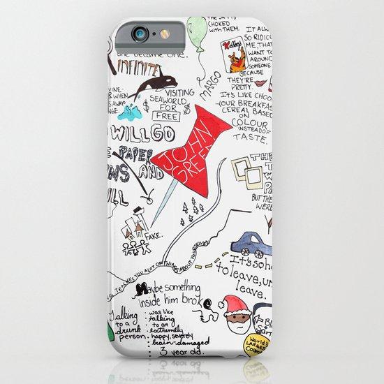 Paper towns, John Green iPhone & iPod Case