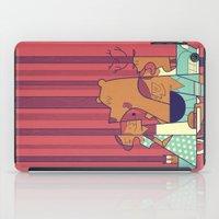 ale giorgini iPad Cases featuring Barbecue by Ale Giorgini