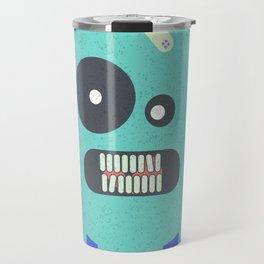 bola fantasmal Travel Mug