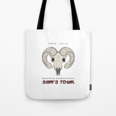 Sam's Town Decennial The Killers Tote Bag