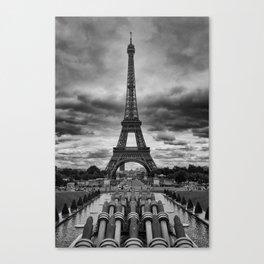 Paris, Paris Canvas Print