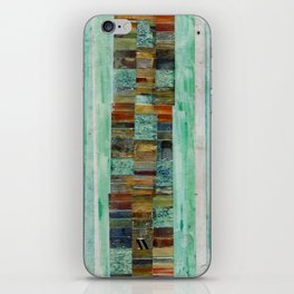 Vertical Search iPhone Skin