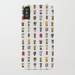 Tiny Boba Tea iPhone Case