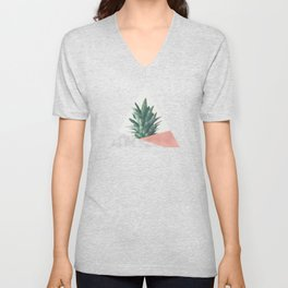 Pineapple Dip VI Unisex V-Neck