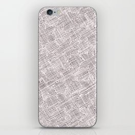 Ink Weaves: Morganite I iPhone Skin