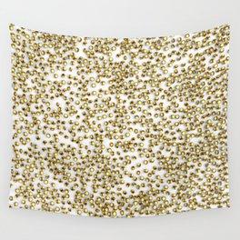 Push Pins K Wall Tapestry