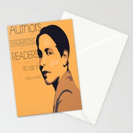 For readers :) Stationery Cards