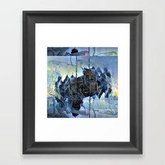 CAM01176-CAM01178_GIMP_B Framed Art Print