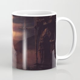 The Red In The Sky Is Ours Coffee Mug