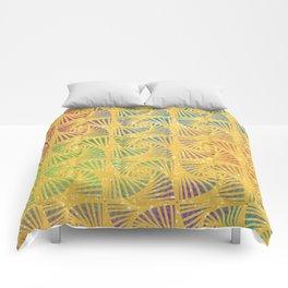 Golden Tides Comforters