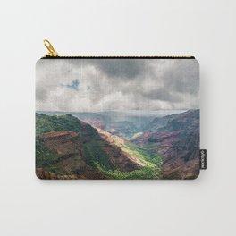 Waimea Canyon Carry-All Pouch
