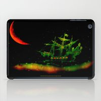 hook iPad Cases featuring HOOK 024 by Lazy Bones Studios