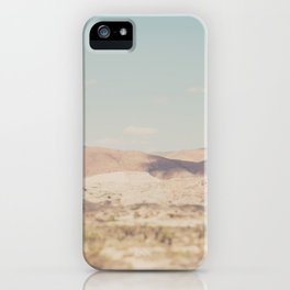 red rock canyon .... iPhone Case