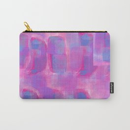bubblegum abstract Carry-All Pouch