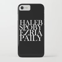 ships iPhone & iPod Cases featuring PLL SHIPS by Sara Eshak