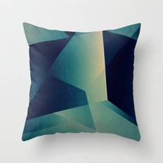 Abstract #137 Throw Pillow