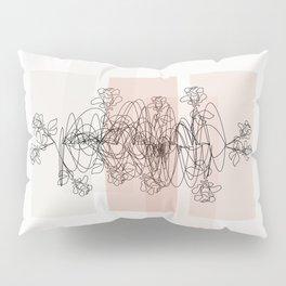Life is a beautiful mess Pillow Sham