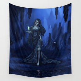The Spider Queen Wall Tapestry