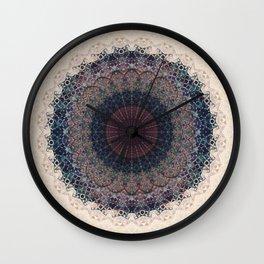 Modern Mandala art Wall Clock