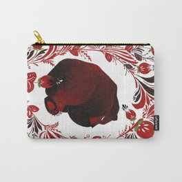 central bear Carry-All Pouch