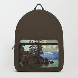 Lake Tahoe Backpack