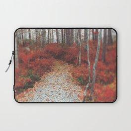 Autumn Wanderlust Laptop Sleeve