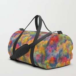 Autumn forest Duffle Bag