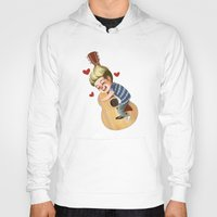 niall Hoodies featuring Niall LOVE by . . x
