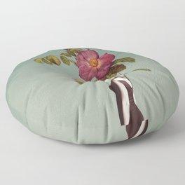 Stranger in Paradise Floor Pillow