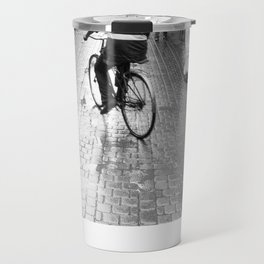 The vibe of an old city Travel Mug