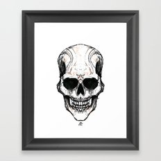 Skully #1 Framed Art Print