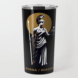 Athena / Minerva Travel Mug