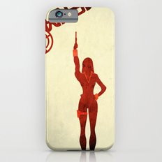 Black Widow Slim Case iPhone 6s