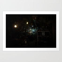 blacksmith Art Print