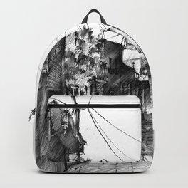 Rhodes backalley Backpack