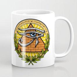 Eye Of Horus Egyptian Symbol Coffee Mug