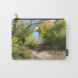 Down to the Lake Carry-All Pouch