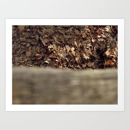 Nature morte Art Print