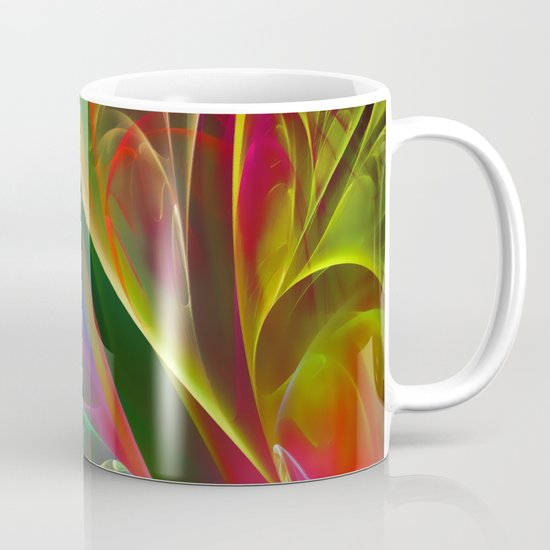 Fabulous Petals Coffee Mug