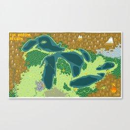 The Valom Region Canvas Print
