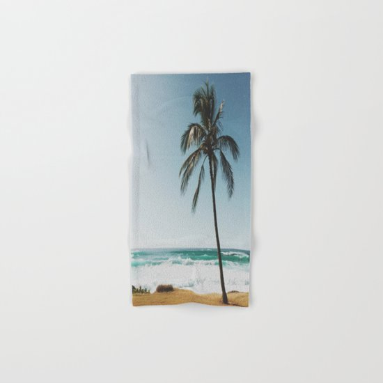 By the Beach  Hand & Bath Towel