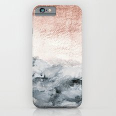 pastel landscape iPhone 6s Slim Case