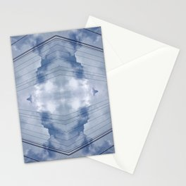 Up In The Clouds Again Stationery Cards