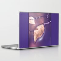 poem Laptop & iPad Skins featuring LIGHT POEM by VIAINA