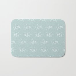 Floral Pattern #1 #decor #art #society6 Bath Mat