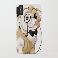 classy iPhone & iPod Cases featuring Classy by Jelly and Paul