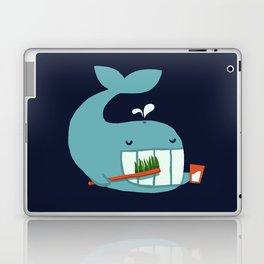 Brush Your Teeth Laptop & iPad Skin