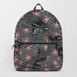 Hidden Dragon / Oriental dragon design Backpack