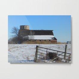 Buildings No.1 Metal Print